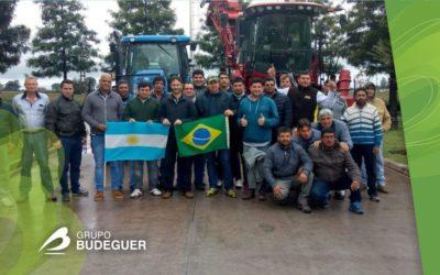 Recibimos desde Brasil las mejores capacitaciones