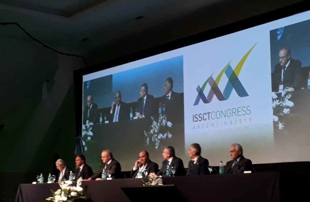 ISSCT Congress 2019: Tucumán se convirtió en el centro del mundo cañero.